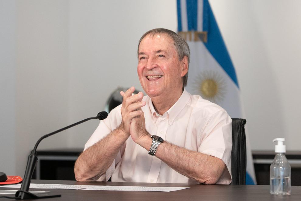 Juan Schiaretti