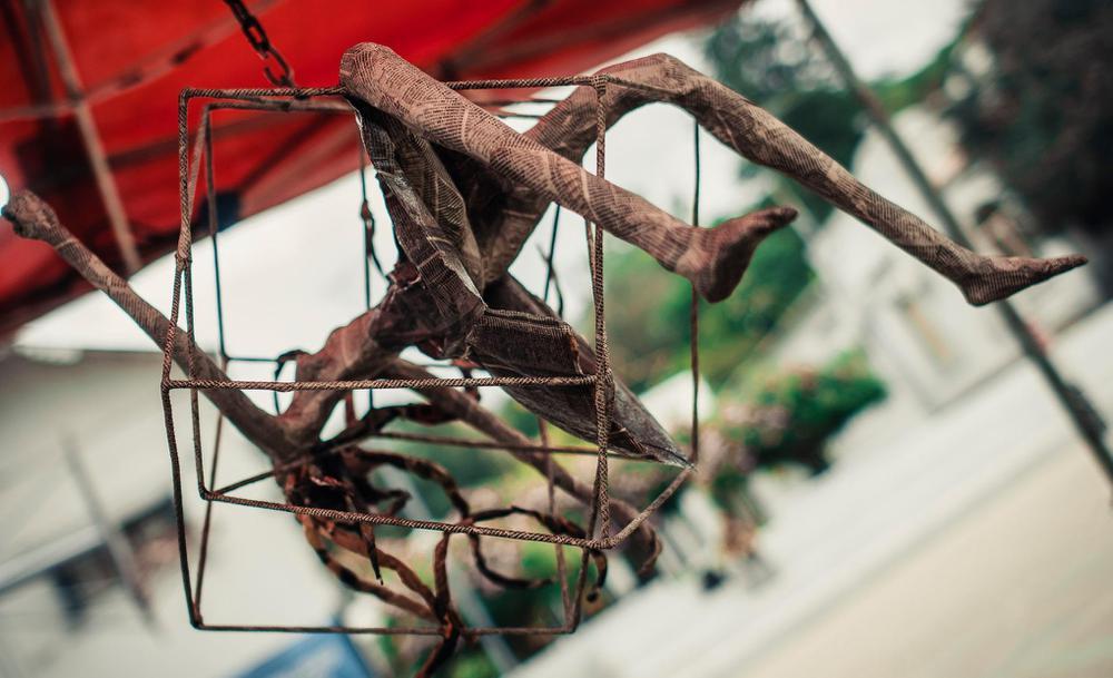 UNQUILLO - esculturas_municipalidad de Unquillo